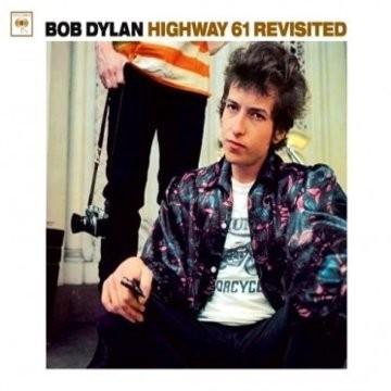 Highway 61 Revisited, Bob Dylan, vinyl LP