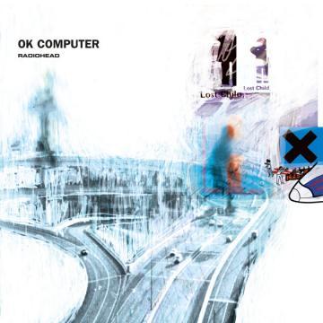OK Computer, Radiohead, vinyl LP