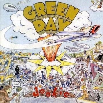 Dookie, Green Day, vinyl LP