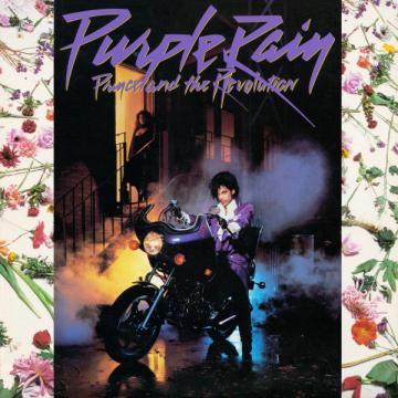 Purple Rain, Prince and the Revolution, vinyl LP