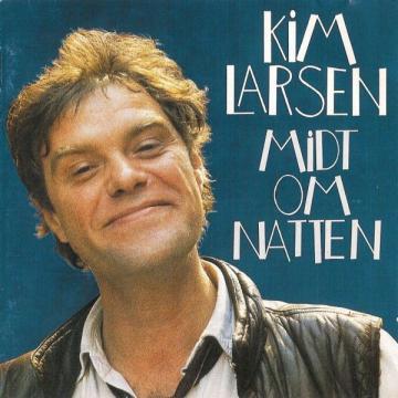 Midt om Natten, Kim Larsen, vinyl LP
