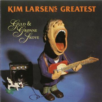 Guld & Grønne Skove, Kim Larsen, vinyl LP
