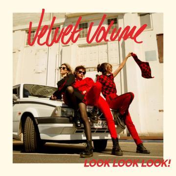 Look Look Look!, Velvet Volume, vinyl LP