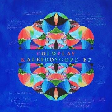 Kaleidoscope (EP), Coldplay, vinyl LP